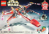 LEGO Christmas X-Wing Employee Exclusive 4002019