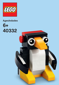 LEGO Penguin Mini Build Parts & Instructions Kit (2019)