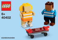 LEGO Youth Day Kids Mini Build Parts & Instructions Kit
