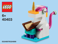 LEGO Literacy Day Unicorn Mini Build Parts & Instructions Kit