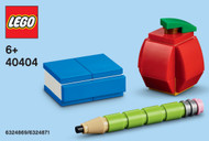 LEGO Teachers' Day Mini Build Parts & Instructions Kit