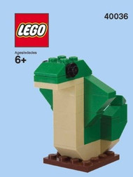 LEGO Cobra Mini Build Parts & Instructions Kit