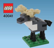 LEGO Moose Mini Build Parts & Instructions Kit