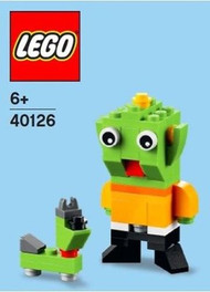 LEGO Alien Mini Build Parts & Instructions Kit