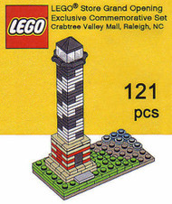 LEGO Grand Opening Build Raleigh NC - Lighthouse