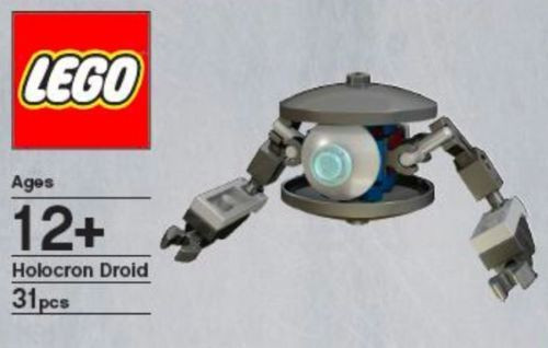 Lego Star Wars Holocron Droid Parts Instructions May The 4th