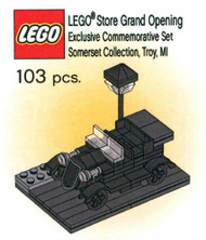 LEGO Grand Opening Build Troy, MI - Model T Ford