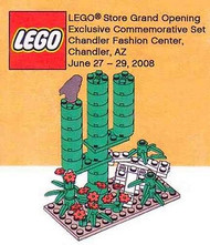 LEGO Cactus & Skull Mini Build Parts & Instructions - Grand Opening Chandler AZ