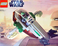 Lego Boba Fett's Slave 1 Parts & Instructions Kit - 2012 Star Wars Celebration