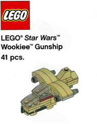 Constructibles® Wookiee Gunship LEGO® Parts & Instructions Kit