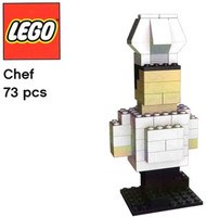 LEGO Pickable Model - Chef