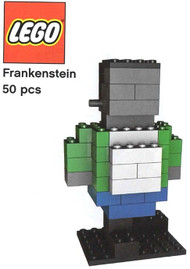 LEGO Pickable Model - Frankenstein's Monster Parts & Instructions