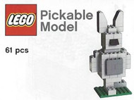 LEGO Pickable Model - Rabbit