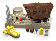 Reproduction Lego Star Wars䋢 Microscale Tatooine Parts & Instructions