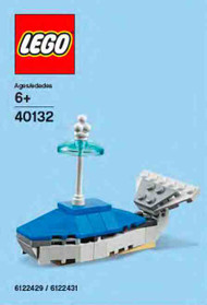 LEGO Whale Mini Build Parts & Instructions Kit