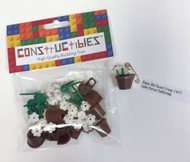 Constructibles Girl Scout SWAPS Kit - 10 LEGO Daisy SWAPS