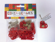 Constructibles Girl Scout SWAPS Kit - 10 LEGO Love the Cookies SWAPS