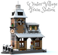 WV Train Station - Instructions Only Download