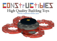 Constructibles Fidget Spinner - LEGO Parts & Instructions Kit