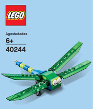 LEGO Dragonfly Mini Build Parts & Instructions Kit