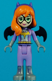 LEGO DC Super Hero Girls Batgirl Minifigure (41237) w/Batarang