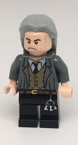 LEGO Harry Potter Minifigure Angus Filch 4842