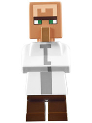 LEGO Minecraft Villager Minifigure 21128