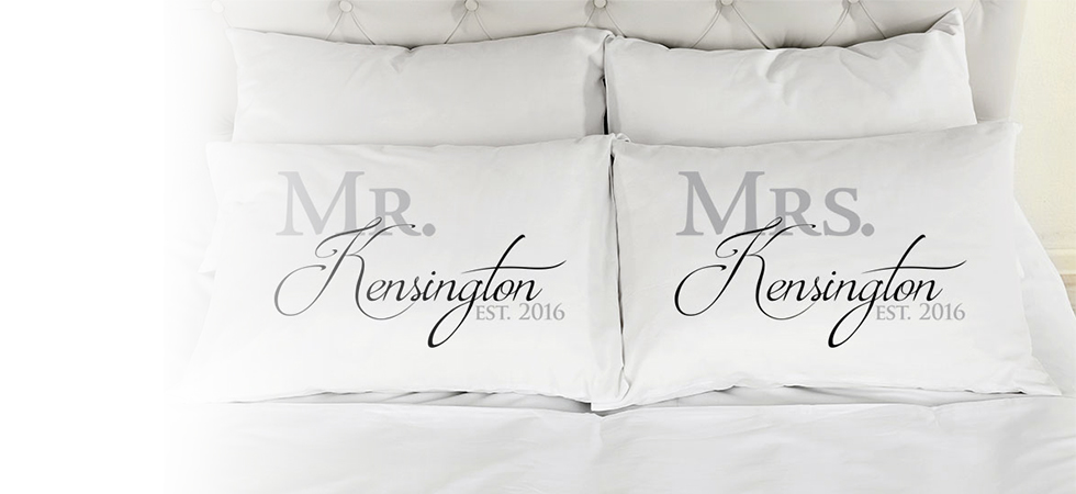 Custom Pillow Cases