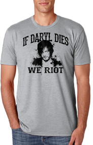 If Daryl Dies Face