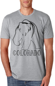 Colorado Bear Outline