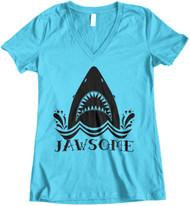 JAWSOME Shark - Turquoise