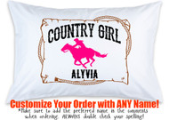 Country Girl Customizable Please Specify Name Desired In The Comments At Checkout
