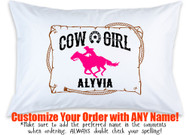 Cow Girl Customizable Please Specify Name Desired In The Comments At Checkout