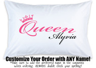 Queen Style 2 Customizable Please Specify Name Desired In The Comments At Checkout