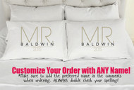 Mr. Mr. Baldwin Style Please Make Sure To Add The Custom Names & Date Desired In The Comments At Checkout