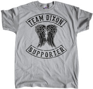 Team Dixon Supporter Gray