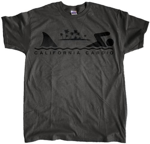 California Cardio Shark Charcoal