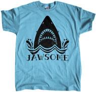 JAWSOME Shark Shirt - Blue