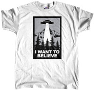 I Want To Believe - Poster