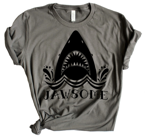JAWSOME - Charcoal