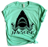 JAWSOME - Heather Mint