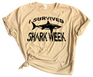 I Survived Shark Week - Heather Tan