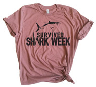 I Survived Shark Week 3 - Heather Mauve