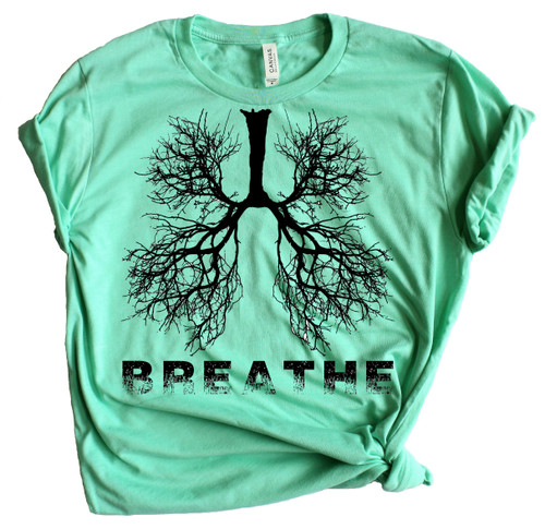 BREATHE - Heather Mint