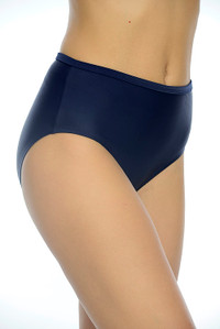 Navy Full Pant with tummy control for extra support.