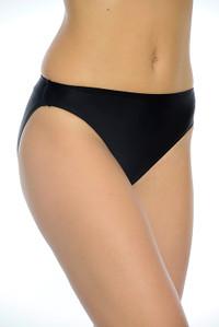 Black Bikini Pant.