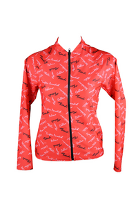 Beaches Rash Jacket - Red