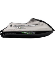 YAMAHA FZS WaveRunner Cover Gray BLACK 2009-2016