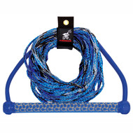 "AIRHEAD Wakeboard Rope 15"" EVA Handle 3 section 60' AHWR-3"