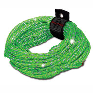 AIRHEAD Bling 2 Rider Tube Towable Rope - 60' AHTR-12BL 2,375 lb. Strength